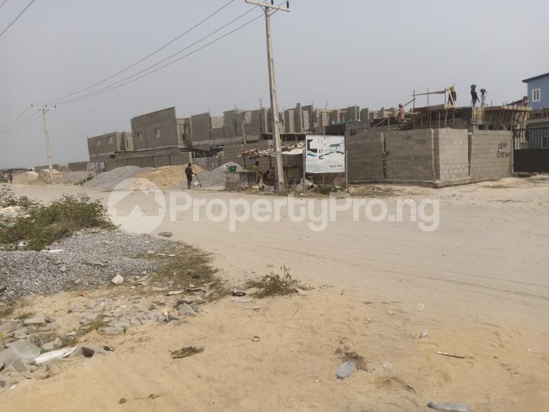 Serviced Residential Land Land for sale Sharing Fence With The Popular Victoria Crest Estate chevron Lekki Lagos - 14