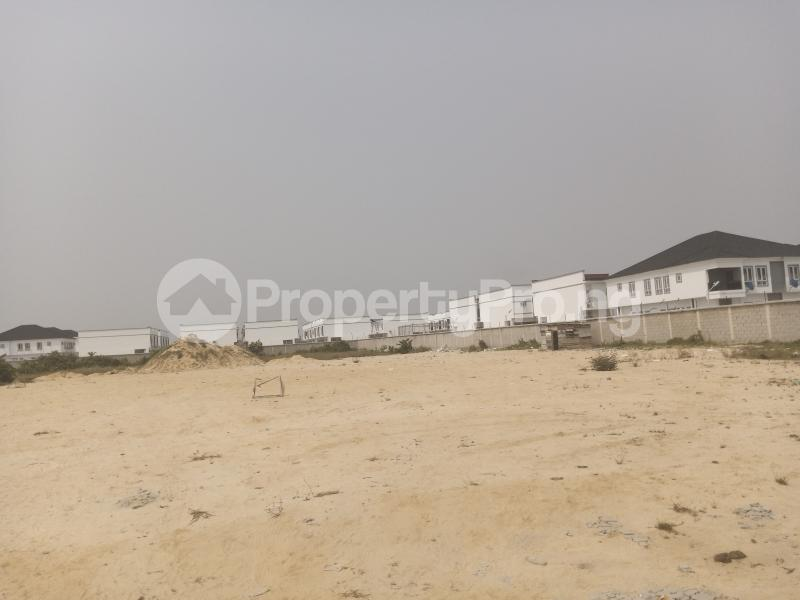 Serviced Residential Land Land for sale Sharing Fence With The Popular Victoria Crest Estate chevron Lekki Lagos - 5