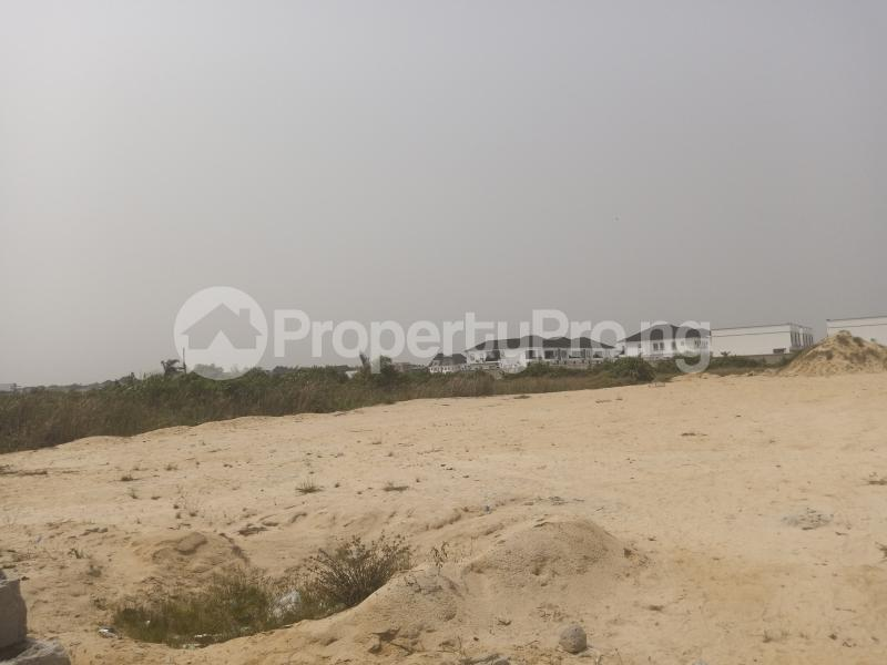 Serviced Residential Land Land for sale Sharing Fence With The Popular Victoria Crest Estate chevron Lekki Lagos - 7