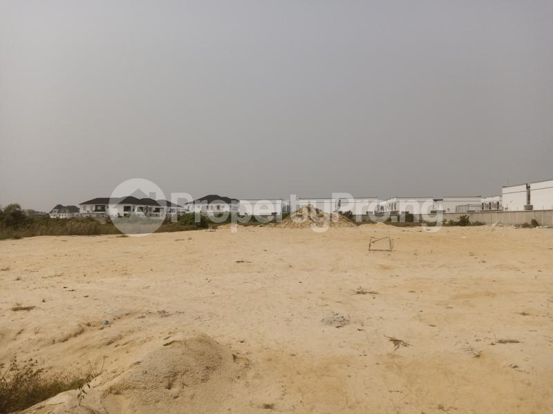 Serviced Residential Land Land for sale Sharing Fence With The Popular Victoria Crest Estate chevron Lekki Lagos - 10