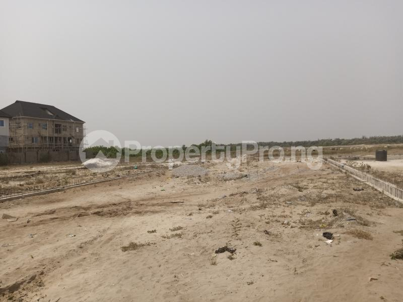 Serviced Residential Land Land for sale Sharing Fence With The Popular Victoria Crest Estate chevron Lekki Lagos - 0