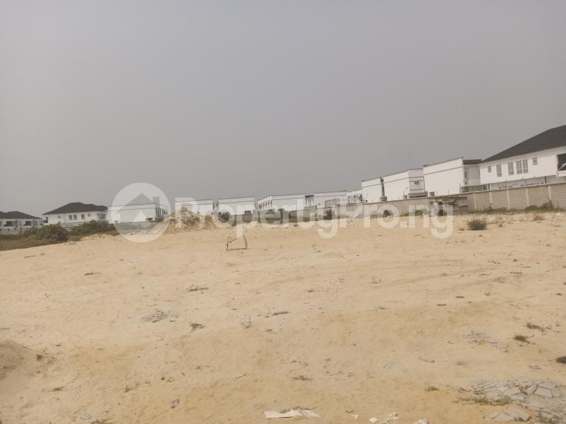 Serviced Residential Land Land for sale Sharing Fence With The Popular Victoria Crest Estate chevron Lekki Lagos - 8