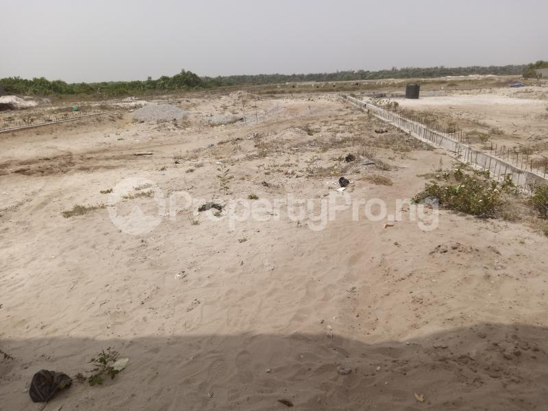 Serviced Residential Land Land for sale Sharing Fence With The Popular Victoria Crest Estate chevron Lekki Lagos - 3