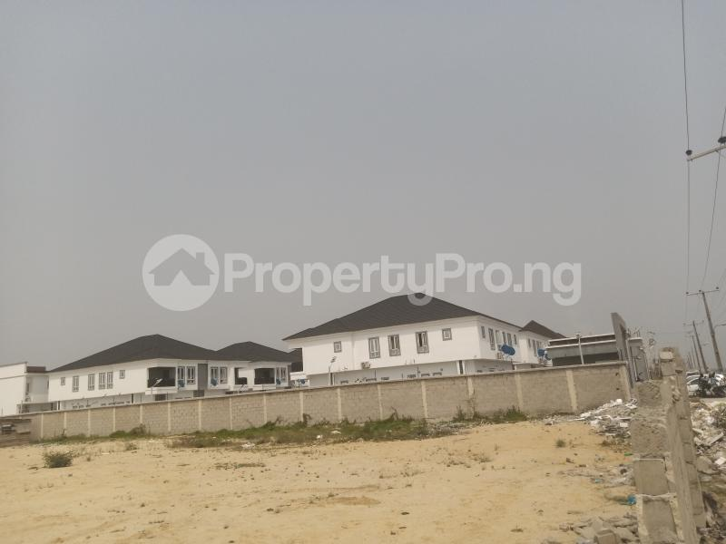 Serviced Residential Land Land for sale Sharing Fence With The Popular Victoria Crest Estate chevron Lekki Lagos - 1