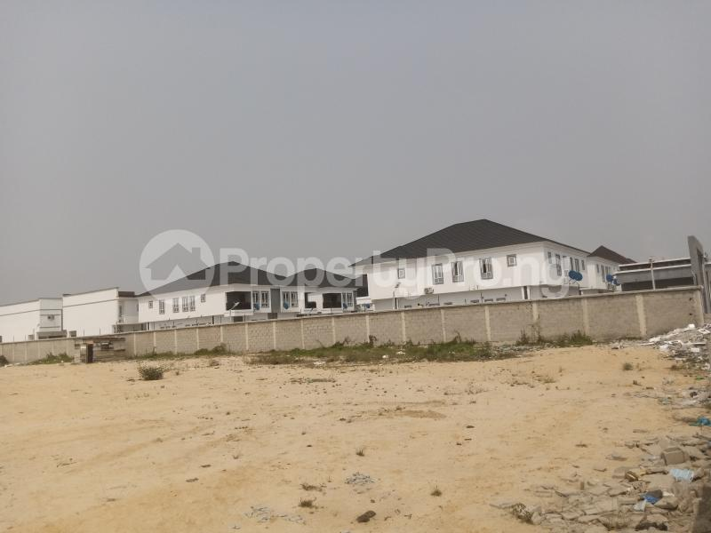 Serviced Residential Land Land for sale Sharing Fence With The Popular Victoria Crest Estate chevron Lekki Lagos - 2