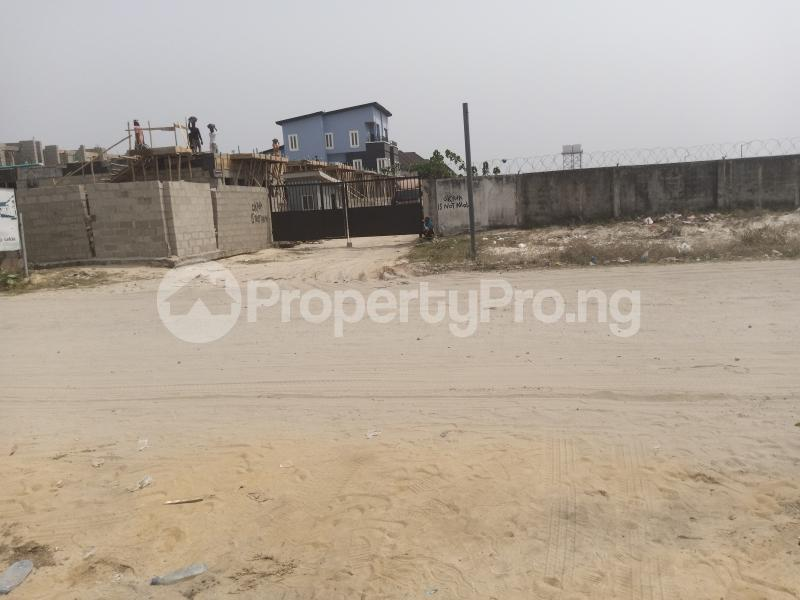 Serviced Residential Land Land for sale Sharing Fence With The Popular Victoria Crest Estate chevron Lekki Lagos - 13