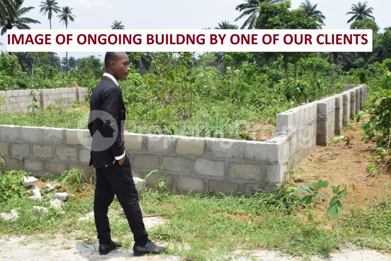 Land for sale Along Eneka-Igwuruta Road, Army Range Eneka Port Harcourt Rivers - 8