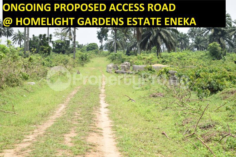Land for sale Along Eneka-Igwuruta Road, Army Range Eneka Port Harcourt Rivers - 4