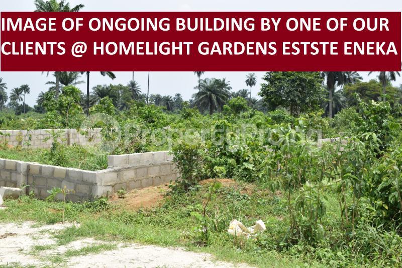 Land for sale Along Eneka-Igwuruta Road, Army Range Eneka Port Harcourt Rivers - 7
