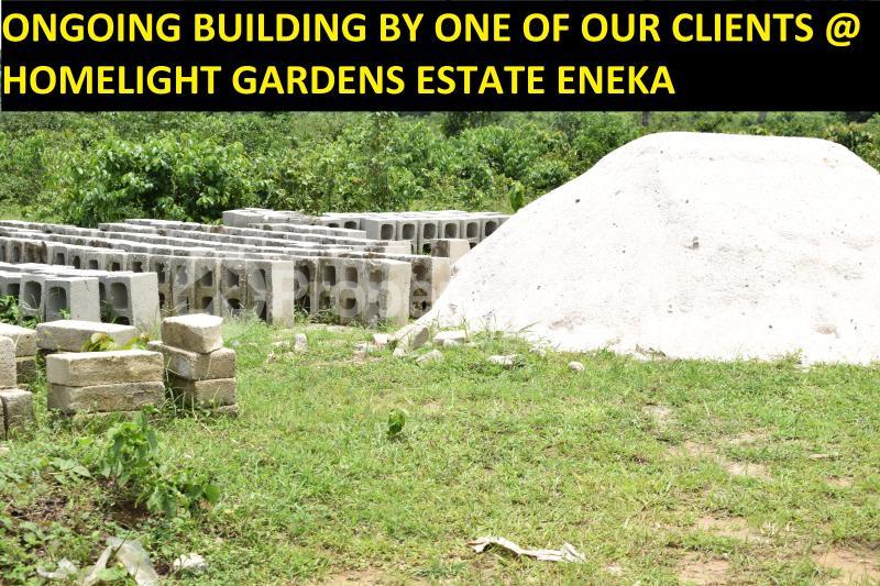 Land for sale Along Eneka-Igwuruta Road, Army Range Eneka Port Harcourt Rivers - 9