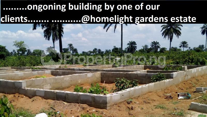 Land for sale Along Eneka-Igwuruta Road, Army Range Eneka Port Harcourt Rivers - 5