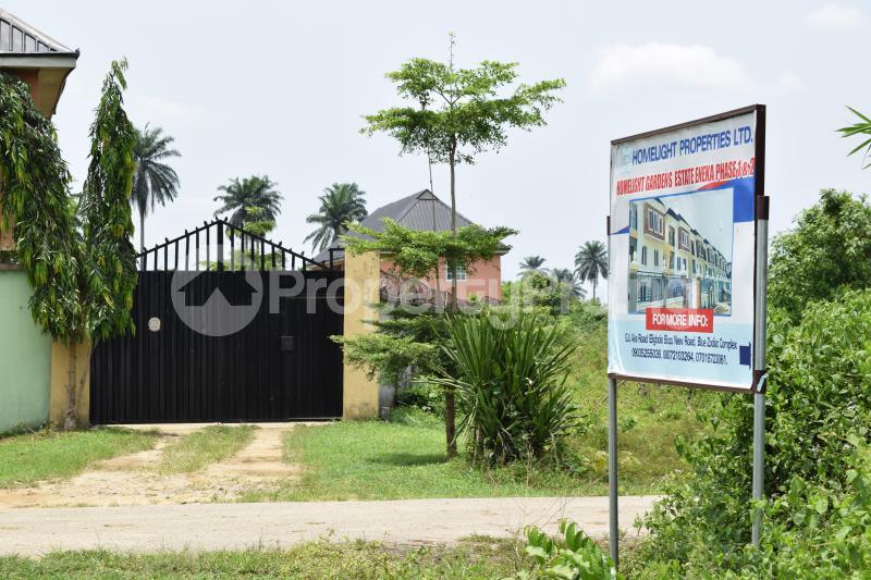 Land for sale Along Eneka-Igwuruta Road, Army Range Eneka Port Harcourt Rivers - 1