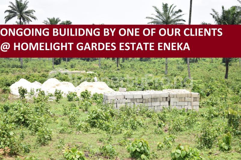 Land for sale Along Eneka-Igwuruta Road, Army Range Eneka Port Harcourt Rivers - 10