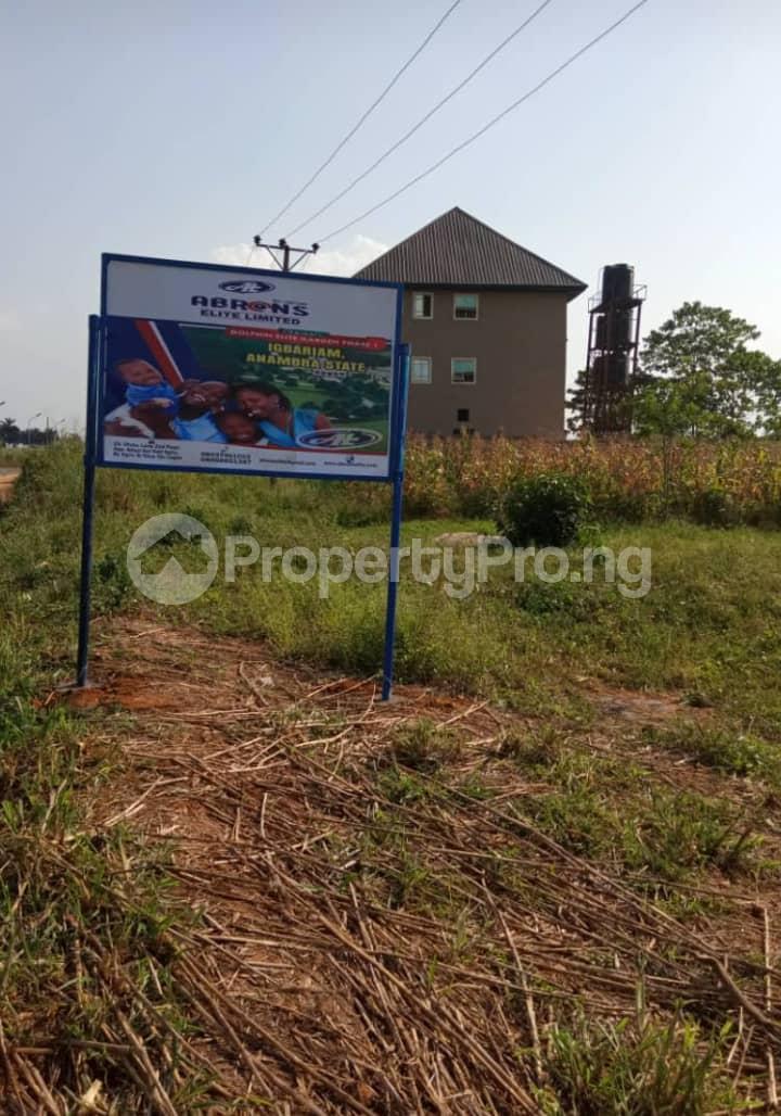 Mixed   Use Land for sale Behind Odmegwu Ojukwu University Igbariam Awka North Anambra - 1