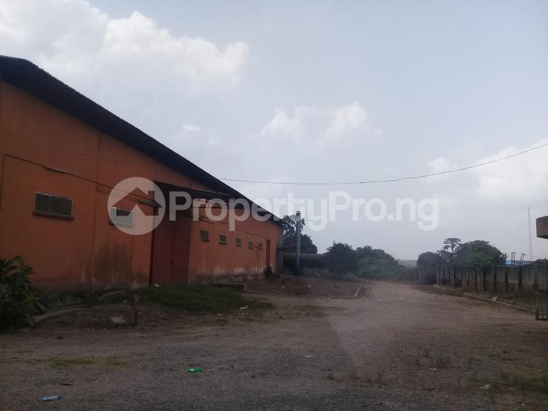 Warehouse Commercial Property for rent Ogun State Housing Estate before Winner Church Ota  Obasanjo Farm Ado Odo/Ota Ogun - 3