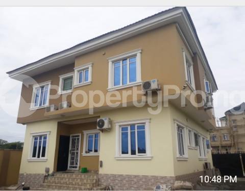 4 bedroom Detached Duplex House for sale Back of Total gas station LSDPC Maryland Estate Maryland Lagos - 1