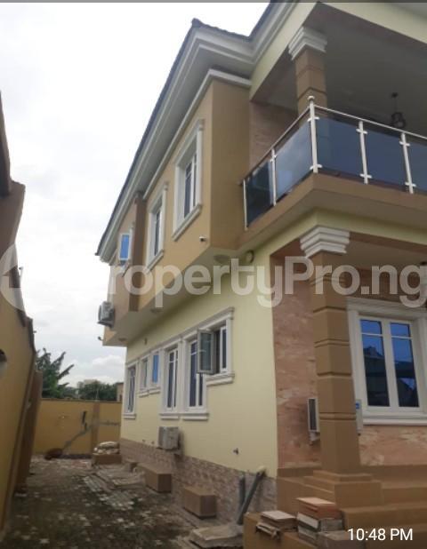 4 bedroom Detached Duplex House for sale Back of Total gas station LSDPC Maryland Estate Maryland Lagos - 0