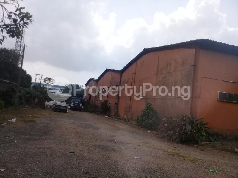 Warehouse Commercial Property for rent Ogun State Housing Estate before Winner Church Ota  Obasanjo Farm Ado Odo/Ota Ogun - 0