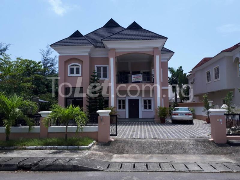 5 bedroom House for sale Carlton Gate Estate Lekki Phase 1 Lekki Lagos - 1