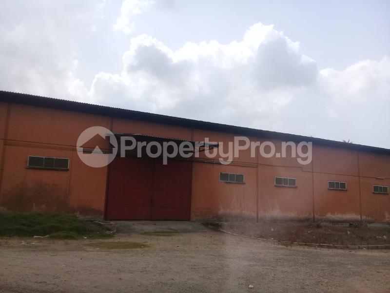 Warehouse Commercial Property for rent Ogun State Housing Estate before Winner Church Ota  Obasanjo Farm Ado Odo/Ota Ogun - 10