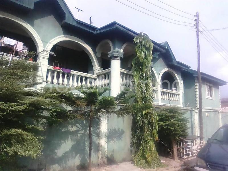 3 bedroom House for sale Olive Estate, Oke-Afa Isolo Lagos - 2