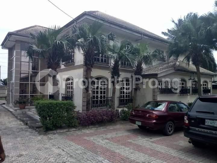 1 bedroom mini flat  Hotel/Guest House Commercial Property for sale NTA Rd Magbuoba Port Harcourt Rivers - 1