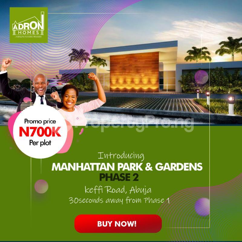 Mixed   Use Land Land for sale 2km away from  ghosen Keffi Nassarawa - 0