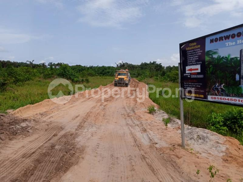 Commercial Land for sale Vip Garden Behind Trademoore Estate Abuja Lugbe Abuja - 0