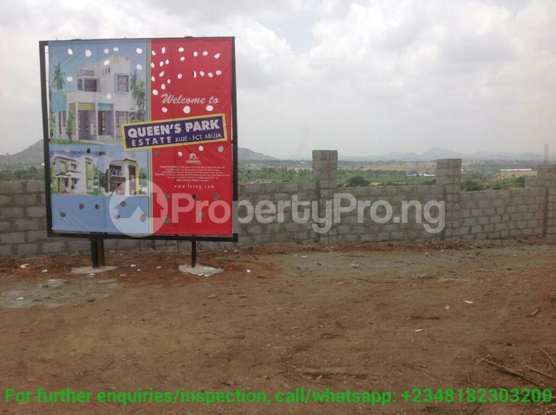 Residential Land Land for sale centenary city Kuje Abuja - 1