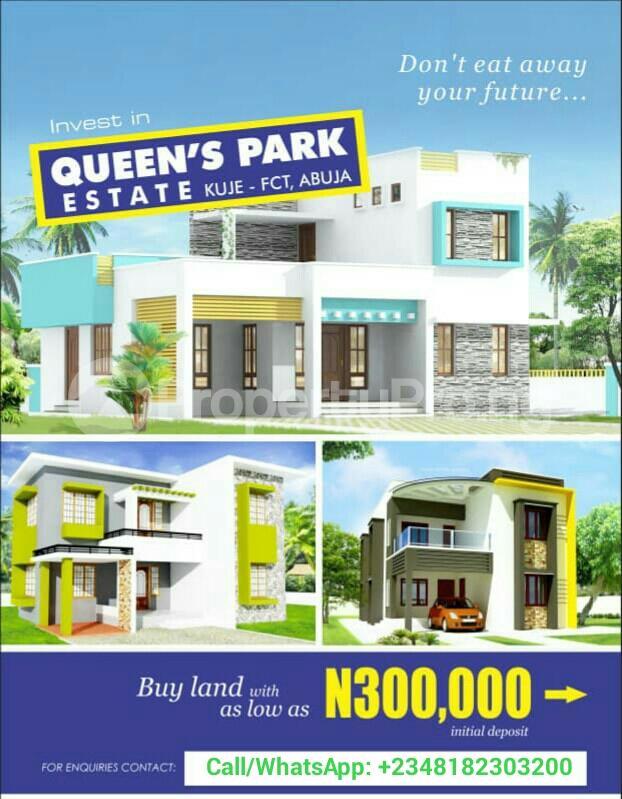 Residential Land Land for sale centenary city Kuje Abuja - 0