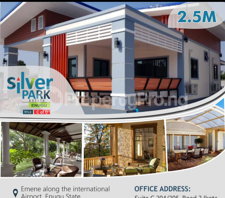 Residential Land for sale Silver Park Estate Awka, Nibo Isiagwu Awka South Anambra - 0