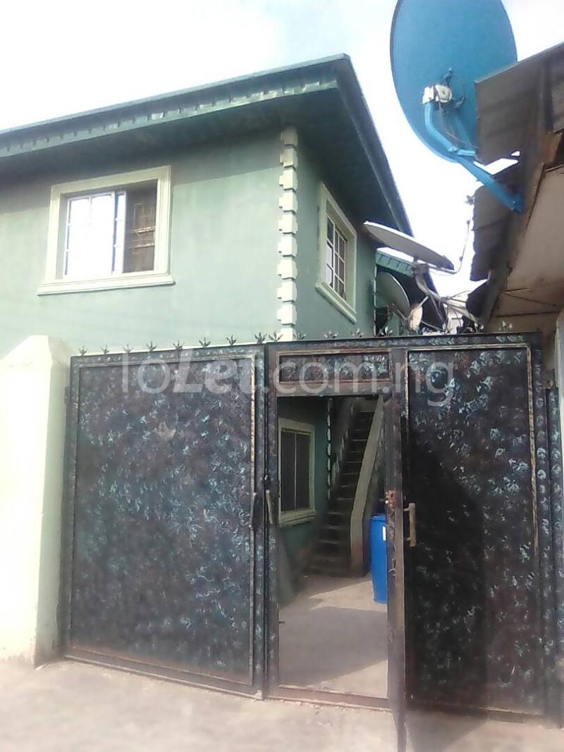 3 bedroom House for sale Olive Estate, Oke-Afa Isolo Lagos - 1