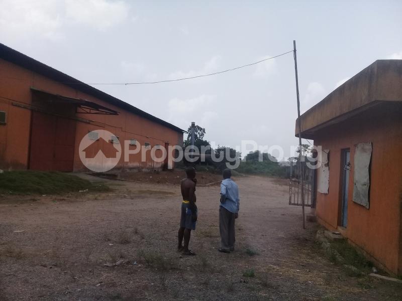 Warehouse Commercial Property for rent Ogun State Housing Estate before Winner Church Ota  Obasanjo Farm Ado Odo/Ota Ogun - 1
