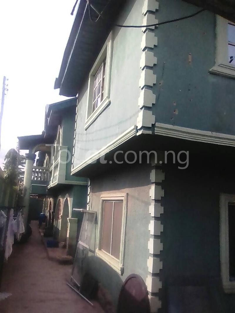 3 bedroom House for sale Olive Estate, Oke-Afa Isolo Lagos - 0