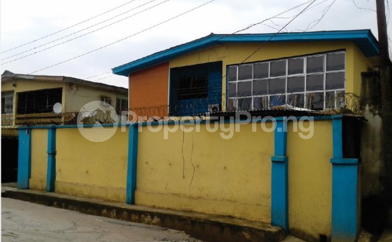 5 bedroom Mini flat for sale College Road Ifako-ogba Ogba Lagos - 0