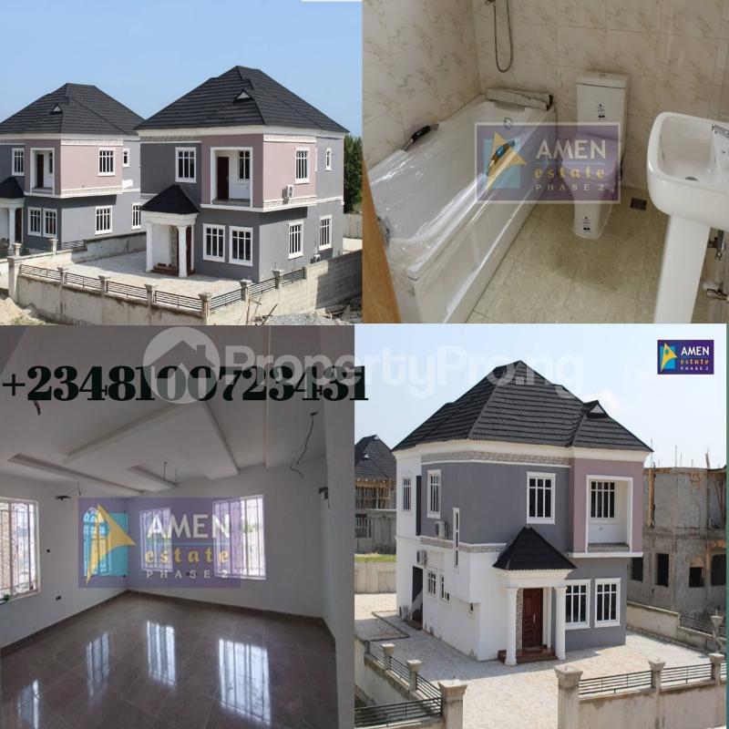 3 bedroom Detached Duplex House for sale Eleko Ibeju-Lekki Lagos - 0
