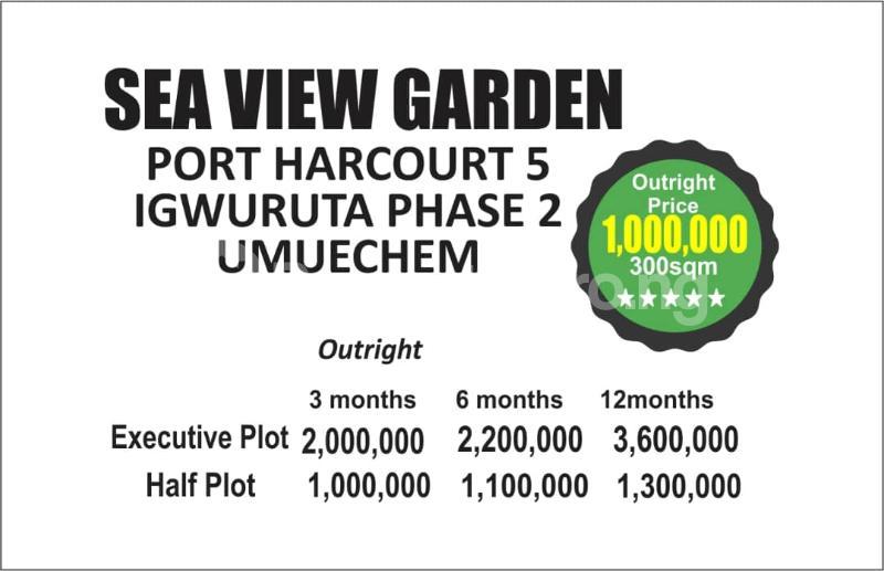 Mixed   Use Land Land for sale Umuechem Igwurta-Ali Port Harcourt Rivers - 4
