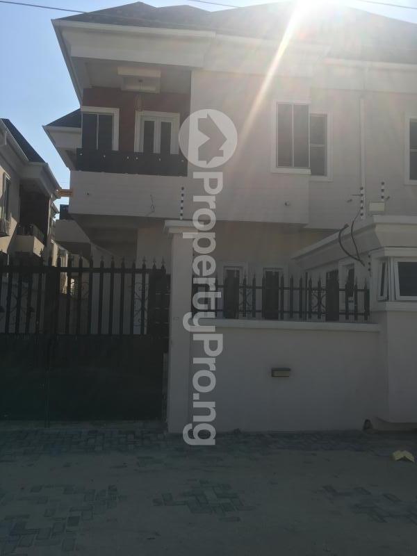 4 bedroom Semi Detached Duplex House for sale Sand Fields Ologolo Lekki Lagos Ologolo Lekki Lagos - 0