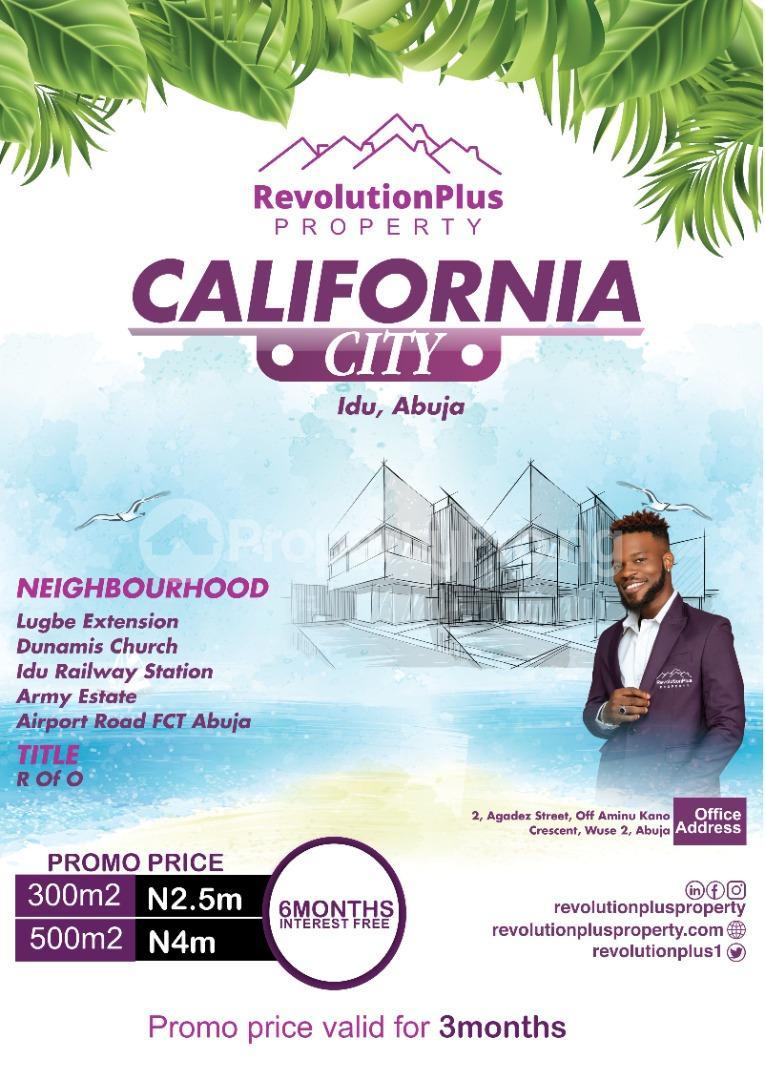 Flat / Apartment for sale California City, Idu, Abuja Idu Abuja - 0