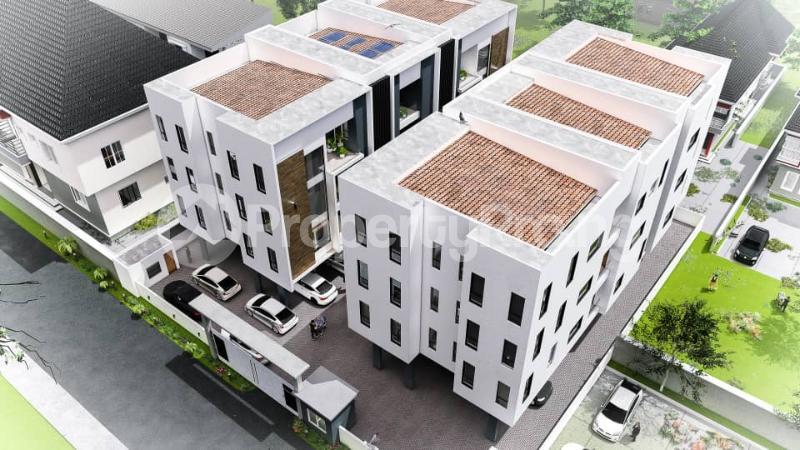 3 bedroom Penthouse Flat / Apartment for sale Ikate Lekki Lagos - 1