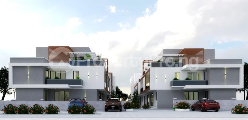 4 bedroom House for sale Ocean Bay Estate, Orchid Road, Off Eleganza Bus Stop, Lekki, Lagos Lekki Phase 1 Lekki Lagos - 4