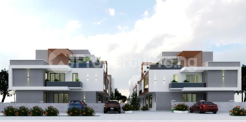 4 bedroom House for sale Ocean Bay Estate, Orchid Road, Off Eleganza Bus Stop, Lekki, Lagos Lekki Phase 1 Lekki Lagos - 8
