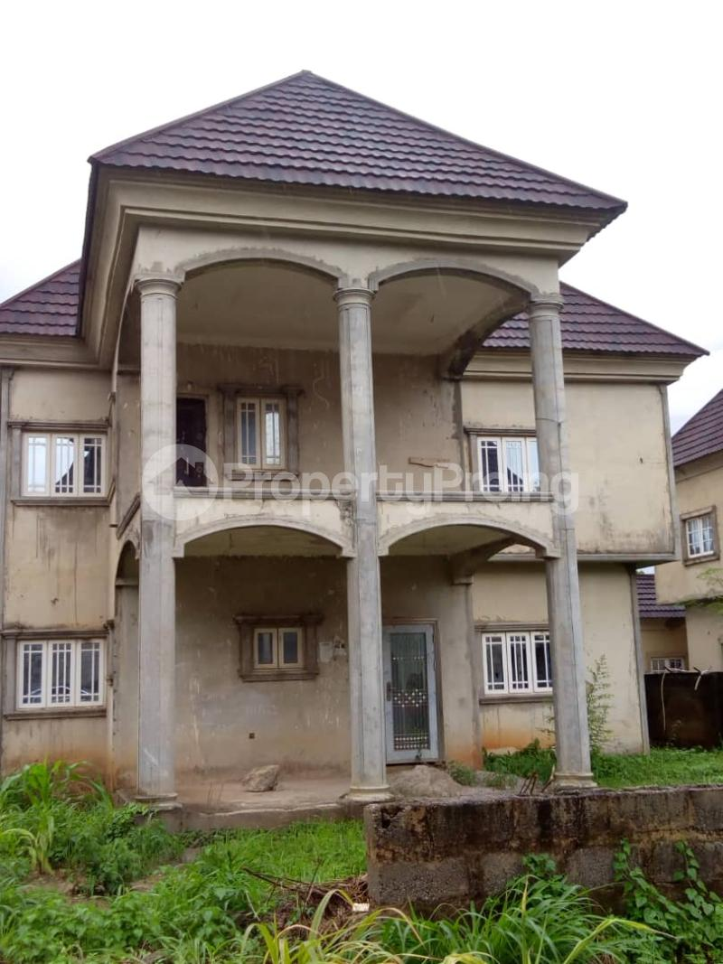 4 bedroom Detached Duplex House for sale Shelter view Estate off Lokogoma bye pass Wumba District   Wumba Abuja - 0
