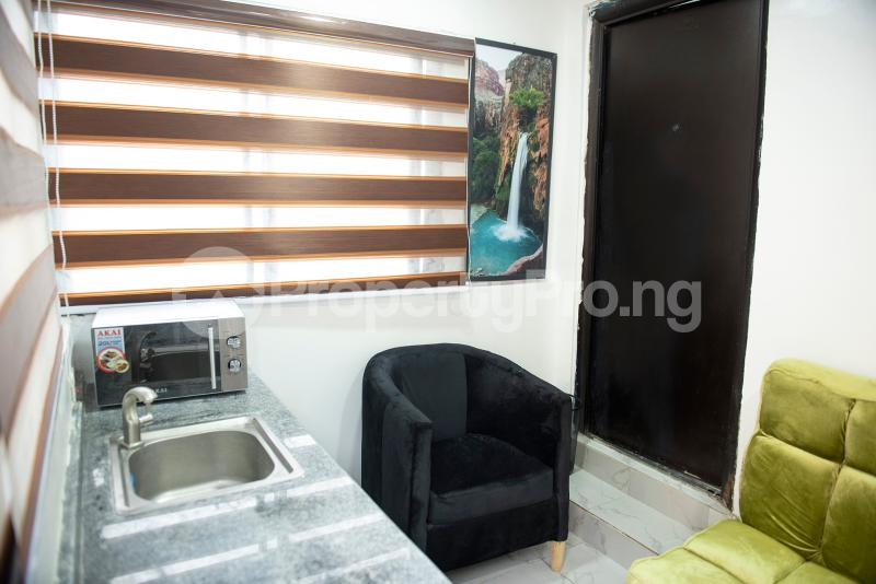 1 bedroom Semi Detached Duplex for shortlet N01w 4, Brains And Hammers City Life Camp Abuja - 2