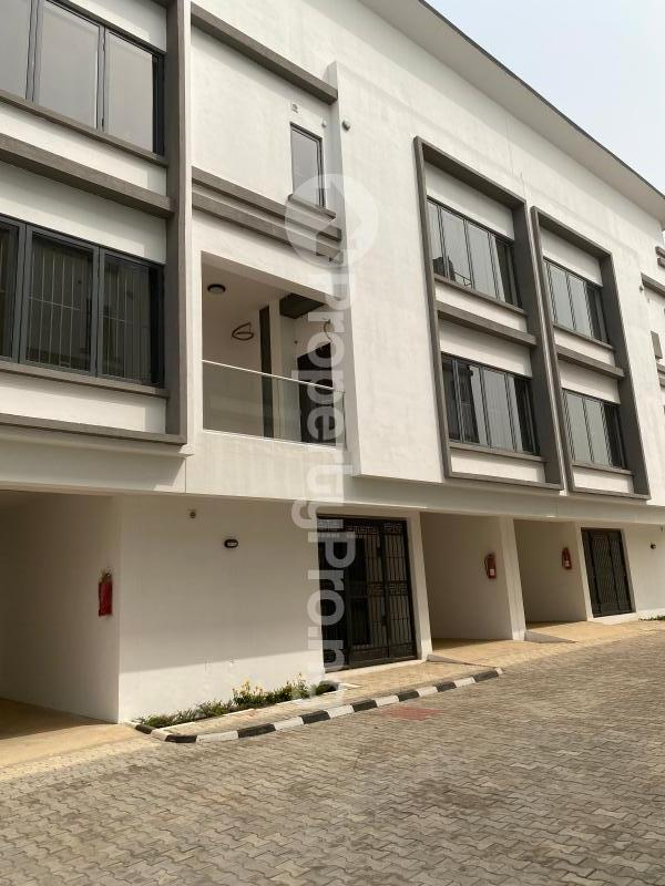 3 bedroom Terraced Duplex for rent Old Bodija Bodija Ibadan Oyo - 1
