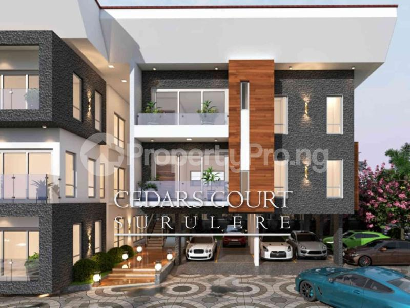 3 bedroom Shared Apartment Flat / Apartment for sale . Adelabu Surulere Lagos - 0