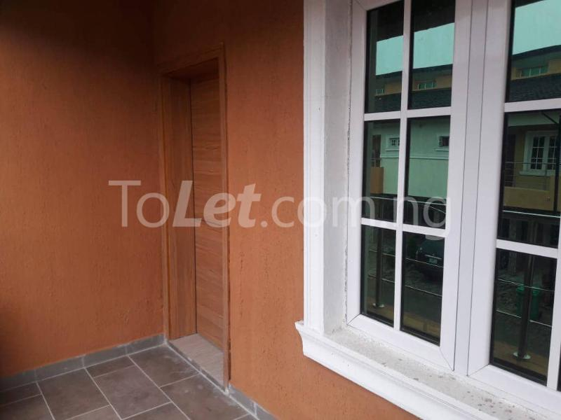 3 bedroom House for rent Located Inside Lekki Paradise Estate At Chevron Drive After Ebano Supermarket chevron Lekki Lagos - 0