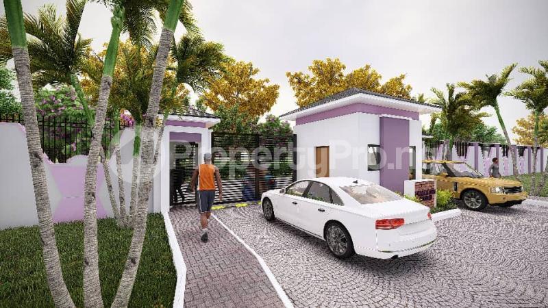 Residential Land Land for sale Eleko Bus Stop Behinde Amen Estate Ajah Lagos - 1