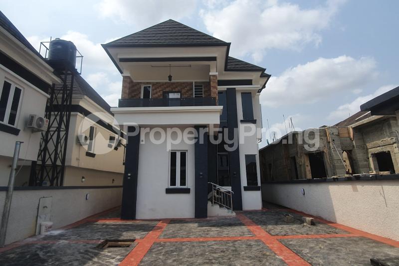 5 bedroom Detached Duplex House for sale Ajah Lagos - 2