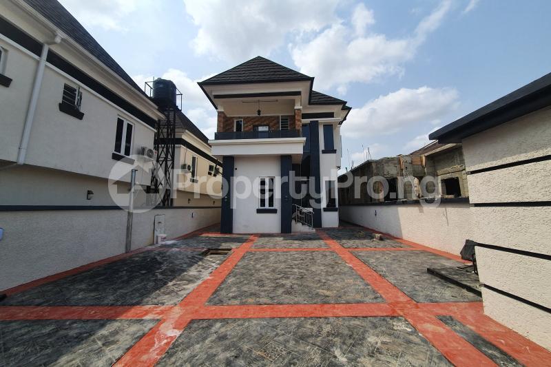 5 bedroom Detached Duplex House for sale Ajah Lagos - 1